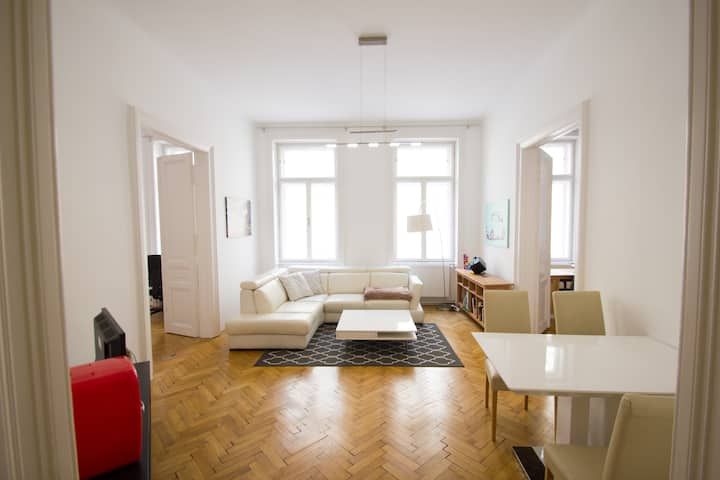 Beautiful apartment in the heart of Vienna