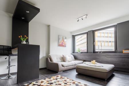 Moderne Luxus-Suite in bester Stadtlage