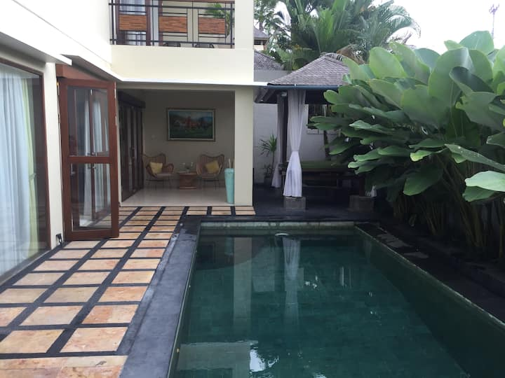 Canggu 3 Bedroom Villa with private pool
