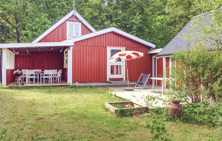 Holiday cottage with 4 bedrooms on 122 m² in Skånes Fagerhult