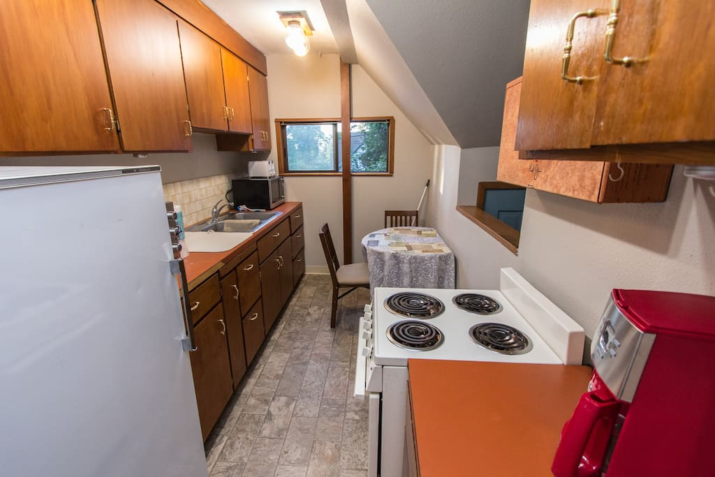 Kitchen w/ all amenities