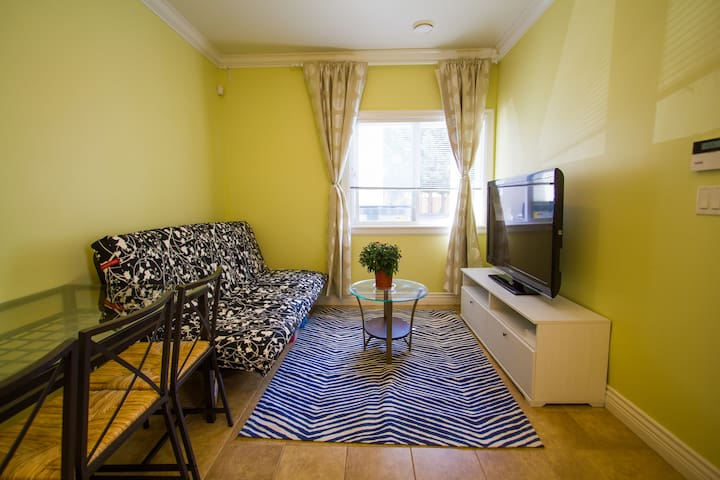 Luxury 1 bed 1 bath entire suite fits up to 4 - Richmond - House