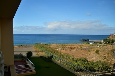 Funchal, Praia Formosa, with ocean view. - ฟุงชาล