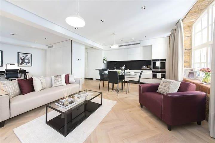 Fabulous 2 bedroom flat, Covent Gardens , London - London - Apartemen