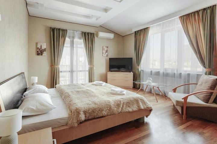 Уютные апартаменты возле Дерибасовской