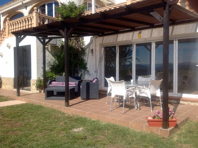 Vila apartment in spacious grounds with views - Xàbia - Leilighet