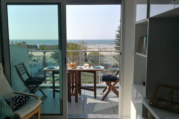 South Balcony - comfort, luxury view 1st line sea