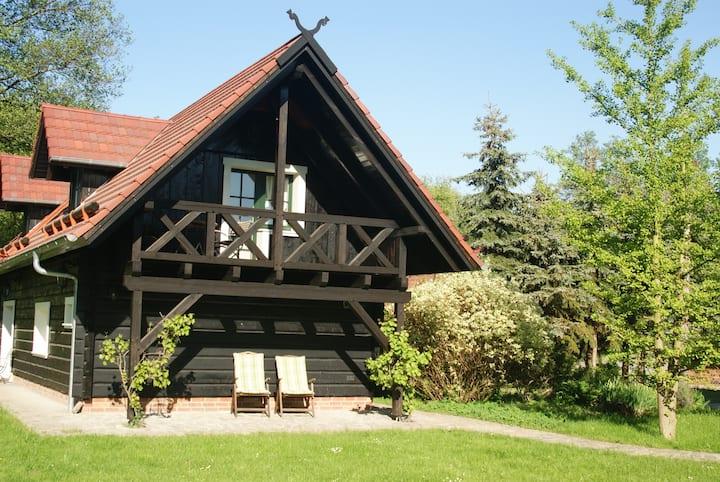 """Zum alten Backhaus    Ferienhaus  """" Lutki"""""""