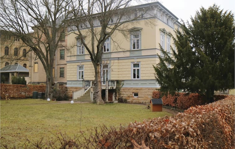Holiday apartment with 1 bedroom on 45m² in Gotha
