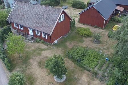 Naturskönt boende i lugn miljö - House in Nature