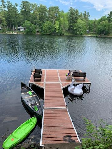 Beautifully Updated Family Friendly Lake House