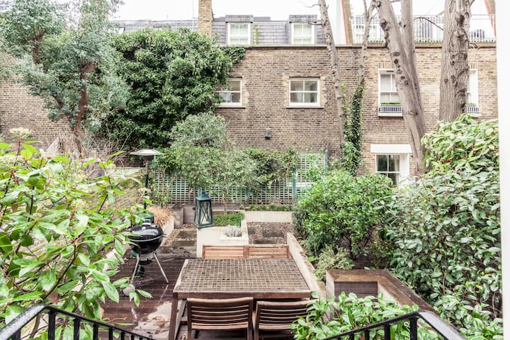 Happy FamilyHome with Lovely Garden - London - Flat