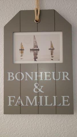 maison pour 4 personnes proche des plages - Clohars-Carnoët - Loma-asunto