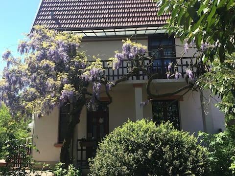 Charmant landhuis met idyllische tuin