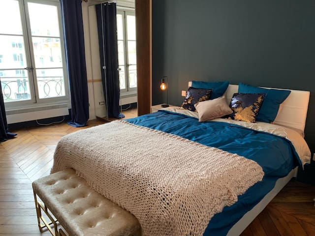 NICE AND COSY FLAT NEAR GRANDS BOULEVARDS