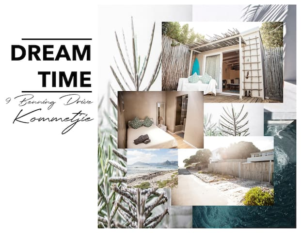 Dreamtime- The Perfect Location 60m from the Sea