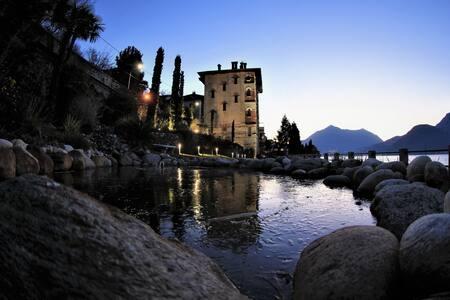 """Villa Marina - Como Lake - stanza """"Bellano"""" - Bellano - Bed & Breakfast"""