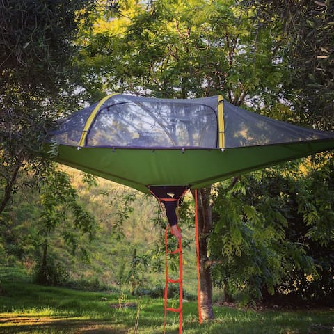 Willow Pond Farm Tree Tents - Kaukapakapa