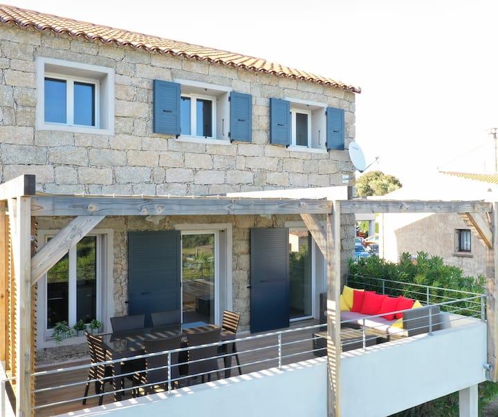 Casa bellavigna, Maison en pierre - plein centre