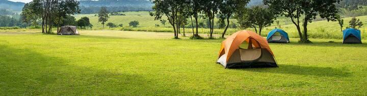 Camping Sälzam Zeltplatz