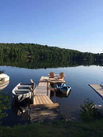 3 Bdrm Cottage-Lake Kashagawigamog - Minden