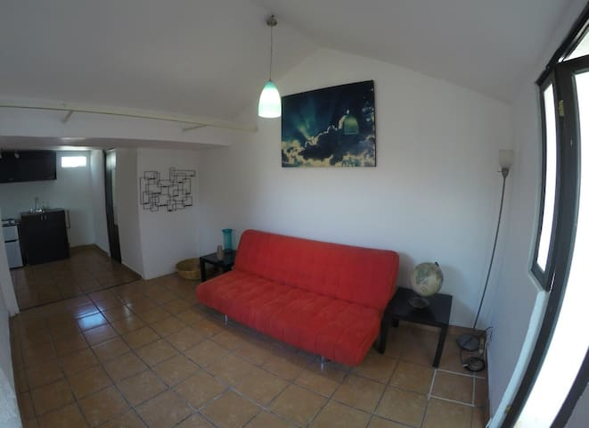 Nice flat to rest in the middle of the city