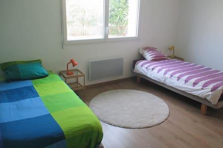 Chambre chez l'habitant à 200m de la plage - Plougonvelin