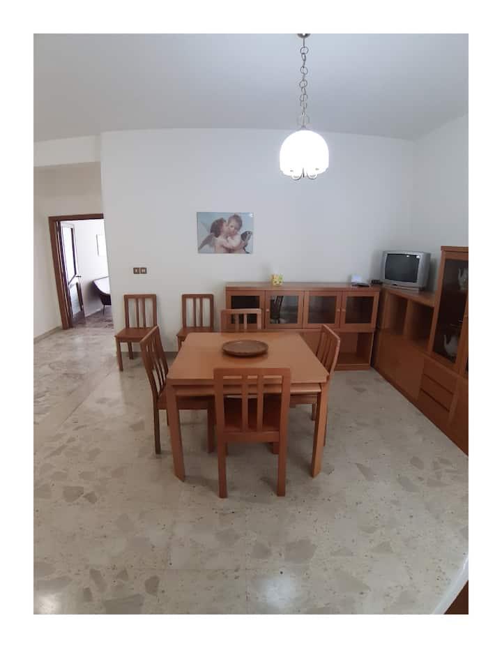 La casa di Co' - Appartamento in centro a Termoli