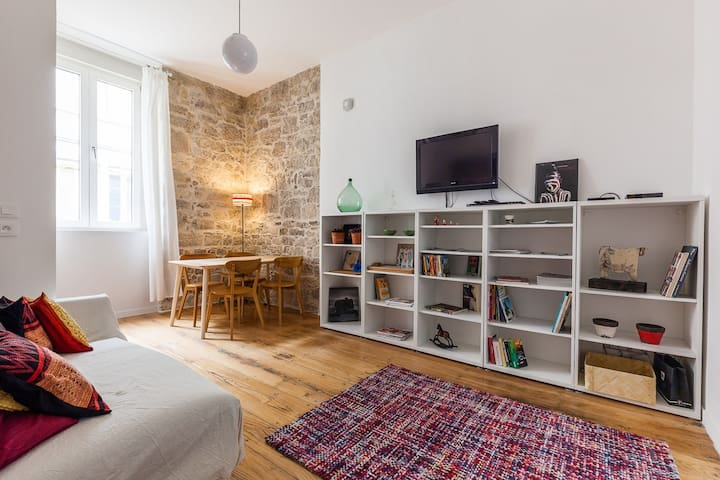 CASA NAOKI : Apartment in Mulhouse storical center