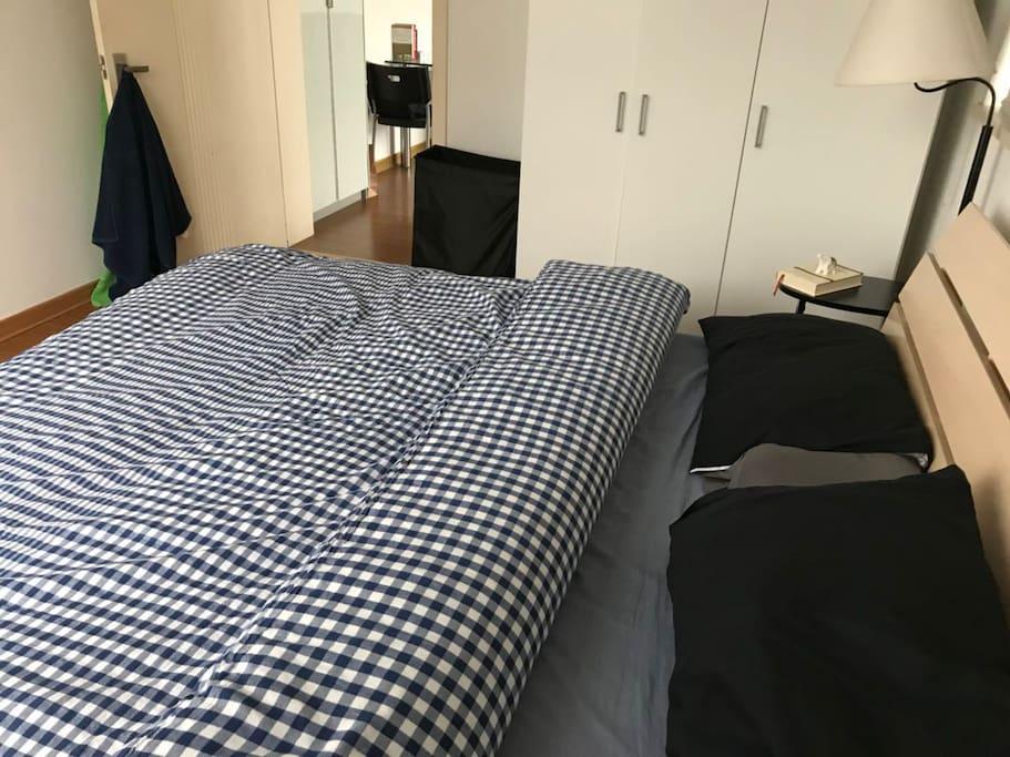 Bed & Bedroom