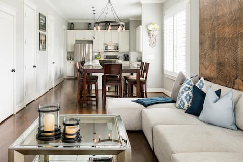 Well Appointed Craftsman Style Row Home in Nations