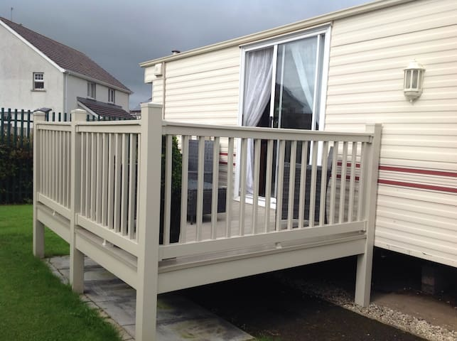 Portrush, Giants Causeway, North Coast Mobile Home