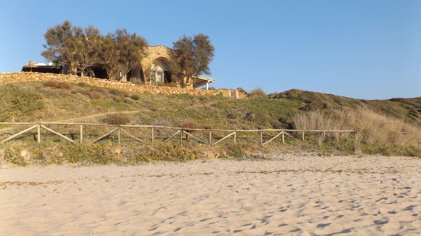 Villa Iride, direttamente sulla spiaggia