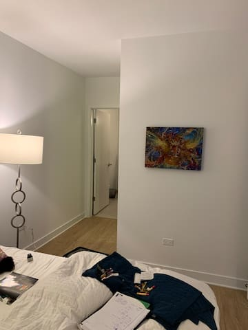 Beautiful, Modern Furnished Two-Bedroom Apt.