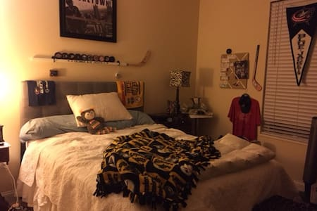 Quiet suburban space (Must love dogs) - Grove City - Huoneisto