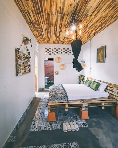 Mekong Pottery Homestay [2] - Free Breakfast & Bikes | 5 Mins to Center & Island