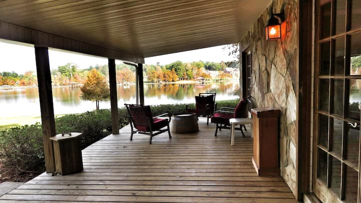 Cypress Bend Lake House