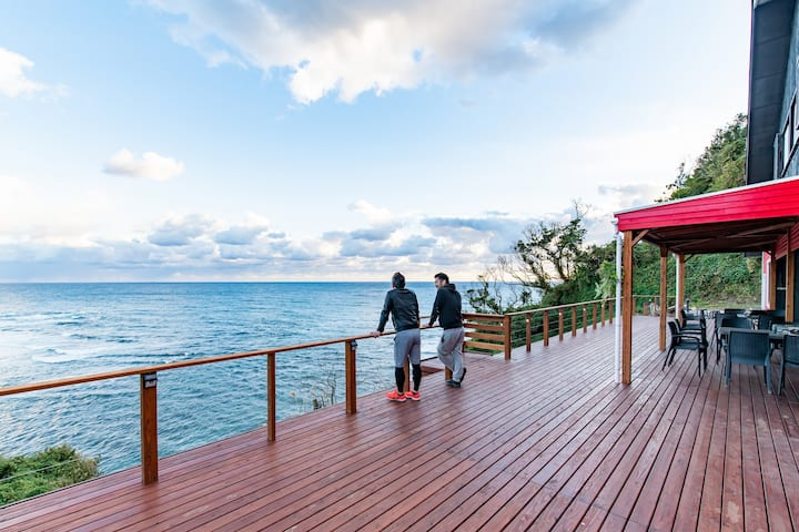 2021年メディア大注目‼️海を独占‼️カラオケ‼プライベートビーチ付‼22ベッド‼️キャンプファイヤー