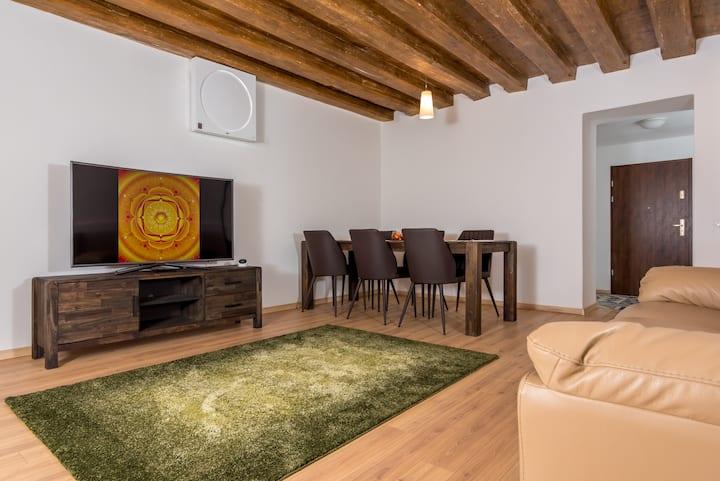 Casa Nicolae Luxury Suites Deluxe Suite Ana