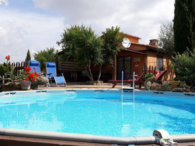 Holiday home in Scansano/Polveraia (GR) - SSO205