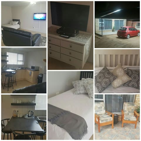 Private Self Catering Garden Cottage - One Bedroom - Bloemfontein - Appartement