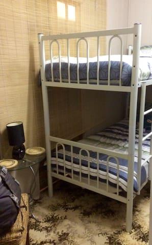 Corella Creek Budget Bed in 4 Bed Dorm Room