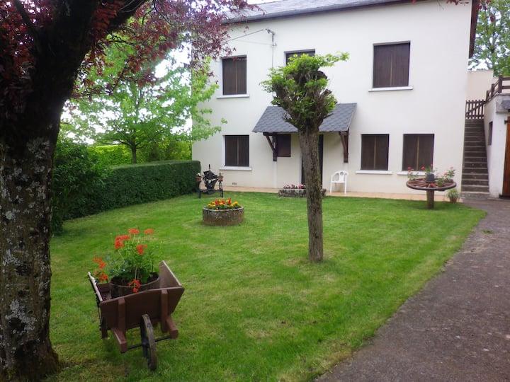 Gîte de campagne en Aveyron proche de Conques