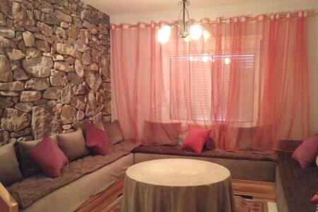 Appartement neuf Saidia, bien meublé, tout confort