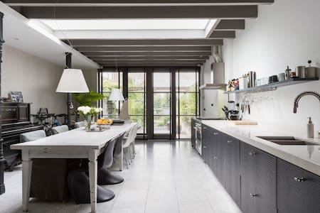 Great house - Rhenen - nature/city - House