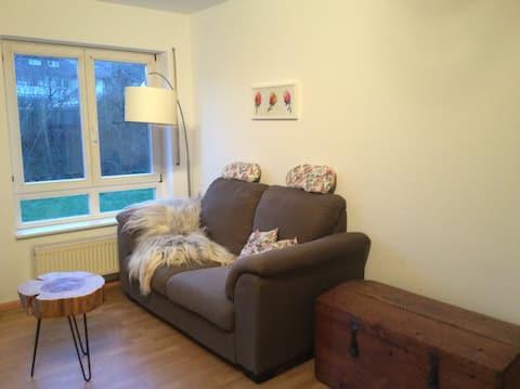 Ruhige, gemütliche  Wohnung ca. 60 qm