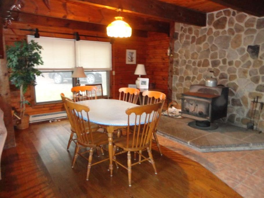 Timber Acres - Dining Room