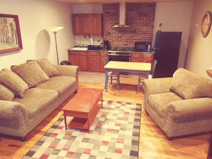 Private 1 Bedroom Apartment  for Business Traveler