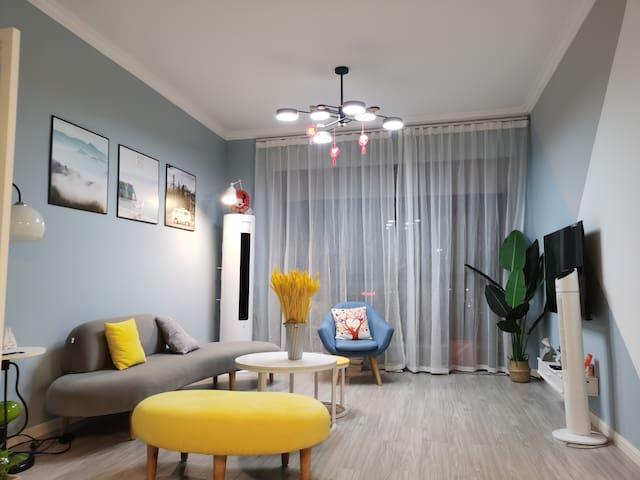 东江湖180度江景房(东江湾)漫轩公寓