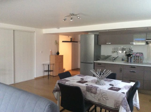 GD STUDIO INDEPENDANT PROCHE PARIS - Gournay-sur-Marne - Wohnung
